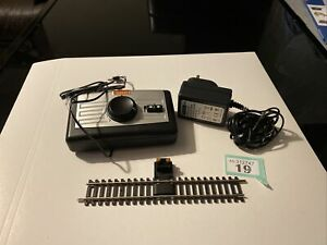 Hornby Standard Train Controller (R8250) P9000w Used With Plug & Power Track