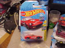 Hot Wheels HW Speed Graphics Nissan Fairlady Z Red 2018 Factory Seal Sticker