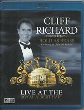 CLIFF RICHARD - As never before Live en el Royal Albert Hall (2010) Blu Ray