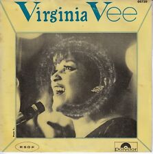 45 T  SP  VIRGINIA VEE  *I'LL NEVER LEAVE WITHOUT YOU*