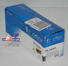 Toner tn-6600 Brother FAX 4100 e 4750 e hl1030 1200 MFC 6750 8500 6950 NOUVEAU # K