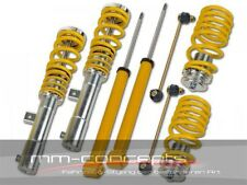 VW Golf 5 V + 6 VI FK Gewindefahrwerk GT GTI TDI Koppelstangen für 55 Aufnahme