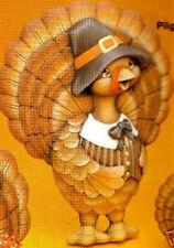 Ceramic Bisque ready to paint Turkey Door Greeter