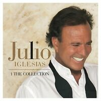 JULIO IGLESIAS '1 THE COLLECTION' (Best Of) CD (2014)