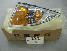 Chevy Cavalier Front Left Marker Lamp