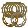 7* Clutch Friction Steel Plates Kit For Suzuki AN650 Burgman 650 2003-2009 2011