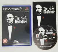 The Godfather (PS2) PlayStation 2 PAL Game COMPLETE