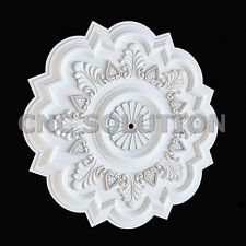CNC 3D model in STL format ArtCAM (138 rosette socket decoration douille)