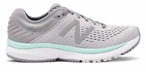 New Balance Women's 860v10 Shoes Grey with Grey & Blue