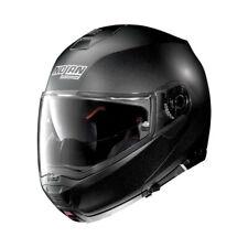 CASCO MOTO NOLAN N100.5 SPECIAL N-COM BLACK GRAPHITE 9 tg 3XL - FLIP UP HELMET