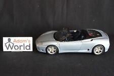 RP Model Ferrari 360 Modena Cabriolet 1:18 aloy grey LE #01 / 30 pcs (PJBB)