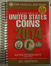 Whitman Red Book Guide of United States Coins 2014 67th Edition by R.S. Yeoman
