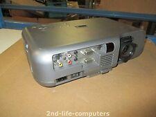 NEC VT45 LCD Projector Beamer 1000 LUMENS CRACKED COVER 800X600 - FILTER ERROR