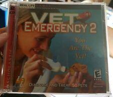 Vet Emergency 2 PC GAME - FREE POST