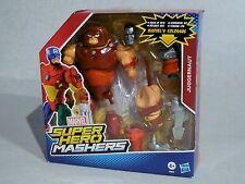 "Hasbro Marvel Super Hero Mashers Figur ** Juggernaut ** -- 6"" Deluxe B0695"