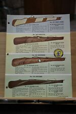 00004000 Brochure Buddy Schoellkopf Products Gun Cases Form 6524 Vintage Dallas Texas Tx