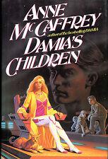 Damia's Children by Anne McCaffrey-First Edition/DJ-1993