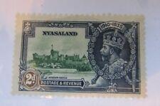 1935 Nyasaland SCOTT #48 WINDSOR CASTLE MNH stamp