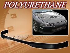 For 93-97 Honda Del Sol T-R Poly Urethane Pu Front Bumper Lip Spoiler Body Kit (Fits: Honda)