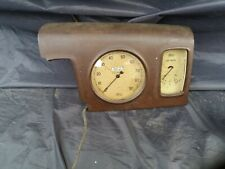 Vintage Classic Car Part - ford 10 speedometer and fuel gauge
