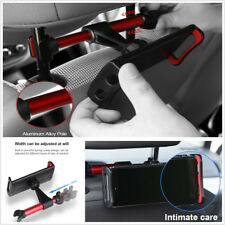 """360° Ratating Car SUV Seat Headrest Stand Mount Holder For 4"""" ~ 11"""" Tablet iPad"""