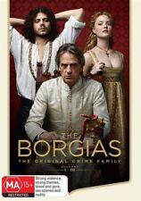 The Borgias : Complete Series - SEASONS 1 2 3 : NEW DVD