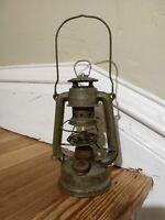 Vintage Feuerhand Made In Germany Working Lantern Super Baby 175