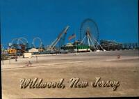 MODERN POSTCARD-WILDWOOD NJ AMUSEMENT PARK # 2-BK27
