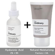 Regimen for Dehydration]TheOrdinary Hyaluronic Acid 2% + Moisturizing Factors HA