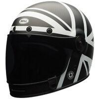Bell Bullitt Carbon Street Cruiser Motorcycle Helmet Ace Black Jack XSmall