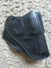 "Blackhawk! Leather CQC RH Holster S&W J-frame 2"" Revolver Size 00"