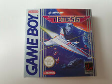 Nemesis - Gameboy Classic - SCN - GB CIB near MINT