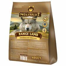 Wolfsblut Range Lamb 15 kg ***BESTPREIS*** von deutschem Topseller