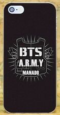 BTS ARMY Manado Bangtam Boys Jin Jimin Style Hard Case Cover For iPhone Samsung