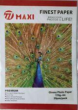 MAXI PREMIUM GLOSSY PHOTO PAPER