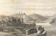 TEXIER M. Edmond M. Voyage pittoresque sur les bords du Rhin