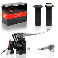 Brake Throttle Housing Handle Lever Grip Assembly LH / RH Yamaha PW50 Y-Zinger