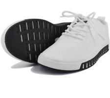 Tanggo Piero Fashion Shoes Men's Sneakers (White) Size 40