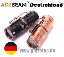 Acebeam tk16 LED linterna en 6 ejecuciones
