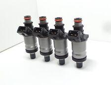 *Lifetime*Genuine Honda Set Of 4 Fuel Injectors for Acura Integra TL 1.8 1.7 2.5