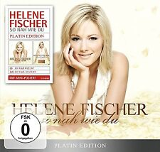 HELENE FISCHER - SO NAH WIE DU (PLATIN EDITION-LIMITED)   CD+DVD NEUF