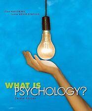 What Is Psychology? by Susann Doyle-Portillo and Ellen Pastorino (2008,...