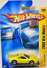 Hot Wheels 2008 All Stars Sable Stinger Rouge emballage D'origine