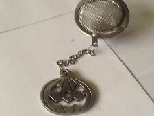 Pumpkin code dr74 On Tea Ball Mesh Infuser Stainless Steel Sphere Strainer