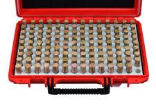 Shar 125 Pcs M3 501 625 Class Zz Steel Pin Plug Gage Gauge Set Minus New R