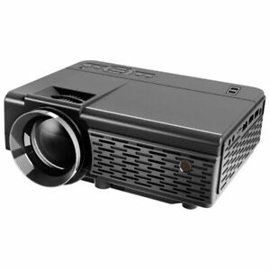 RCA RPJ107-BLACK 480p Home Theater Projector with Bluetooth v4