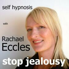 Overcome Jealousy, Hypnotherapy Rachael Eccles Self Hypnosis CD