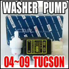 HYUNDAI 2004~2009 TUCSON  Windshield Washer Pump  Genuine  OEM 985102C100