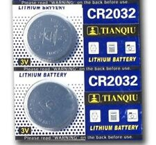 2 CR2032 DL2032 CMOS Lithium 3V NEW Watch Battery Exp 2017 Ships FREE from USA!