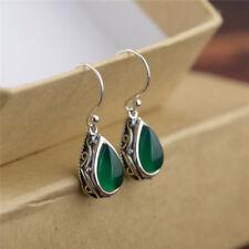 Earring Fashion Vintage Jewelry Gif Boho Tibetan Silver Dangle Drop Hook